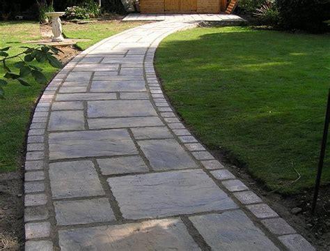 curved garden path garden design service no obligation quotation