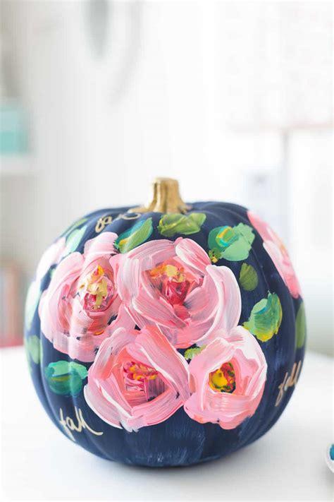 ways  paint pumpkins skip   lou