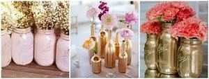 Vasen Selber Machen : 55 recycling hochzeitsideen f r eine unvergessliche feier ~ Lizthompson.info Haus und Dekorationen