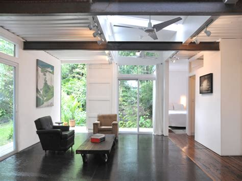 savannah shipping container home underground shipping