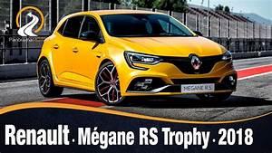 Renault M U00e9gane Rs Trophy 2018