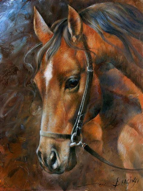 Stripe Marking Horse Face