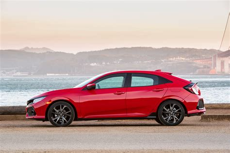 Honda Civic Hatchback Picture by 2017 Honda Civic Sport Touring Hatchback America