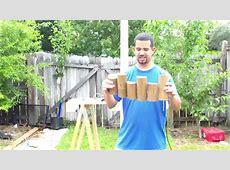DIY flower bed edging YouTube