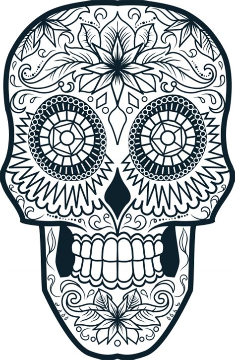 skull coloring pages  print gianfredanet