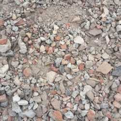 crushed rock recycled rock drainage rock binsmart