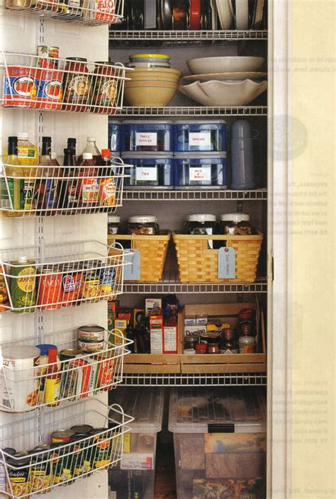 kitchen pantry closet organization ideas organized kitchen pantry all things g d