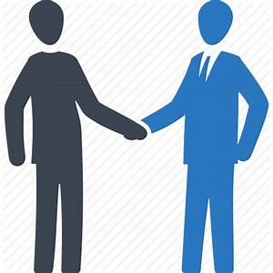 Agreement, business deal, handshake, partnership icon ...