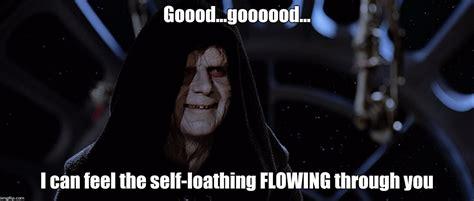 Star Wars Emperor Meme - palpatine sjw imgflip