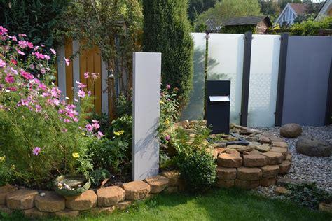 Sichtschutz Garten 50 Cm by Stele Sichtschutz Schmal 180 X 50 X 4 Cm Aus Metall