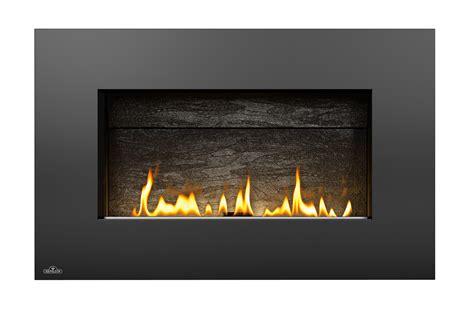 wall mount gas fireplace napoleon whvf31 plasmafire wall mounted vent free gas