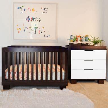 babyletto modo crib modern babyletto 2 nursery set modo espresso 3 in