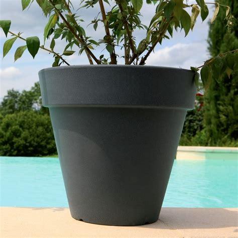 pot en plastique pour plantes exterieur pot plastique pour plante