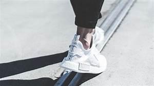 Adidas NMD XR1 Primeknit Triple White | The Sole Supplier