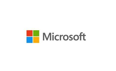the new microsoft logo tech crash