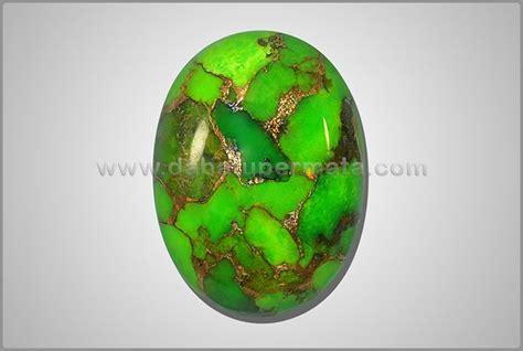batu mulia antik pirus hijau urat emas porselen padat ps 066 ifa my no 38 gemstones