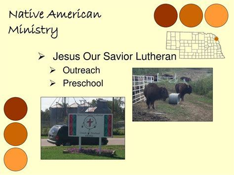 ppt type your congregation organization name here 725 | native american ministry l