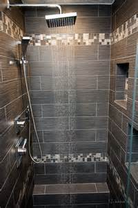 ideas for tiling a bathroom best 25 master bathroom shower ideas on master shower large tile shower and shower