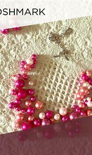 Pink Fashion Pearl   Pink fashion, Fashion pearls, Pink