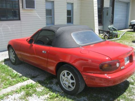 how to sell used cars 1994 mazda miata mx 5 interior lighting buy used 1994 mazda miata in crossville tennessee united states for us 4 700 00