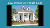 new orleans style house plans Raised House Plans New Orleans - Arts with New Orleans ...