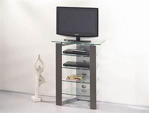 Meuble Tv En Hauteur : meuble tv 75 cm hauteur choix d 39 lectrom nager ~ Teatrodelosmanantiales.com Idées de Décoration