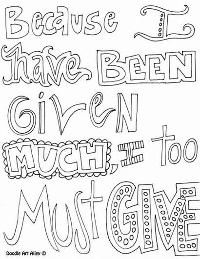 Positive Coloring Pages Quotes Quotesgram