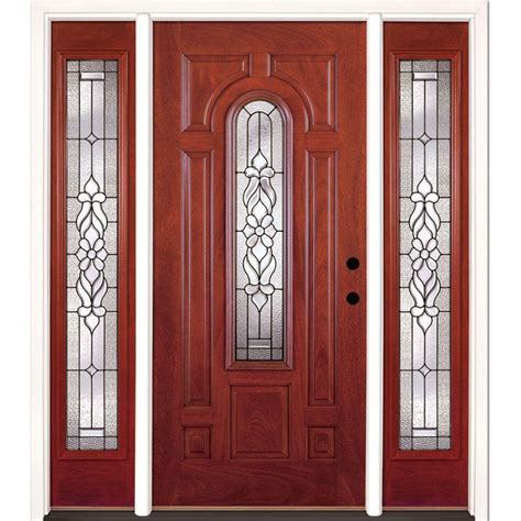 front doors at home depot craftsman front doors exterior doors the home depot