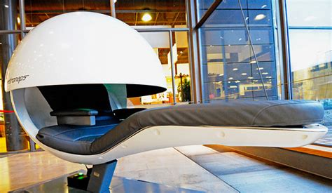 Nap Pods: Why Some Companies Are Letting Workers Sleep on