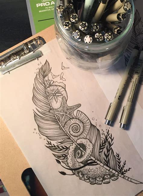 Tatouage Plume De Phoenix