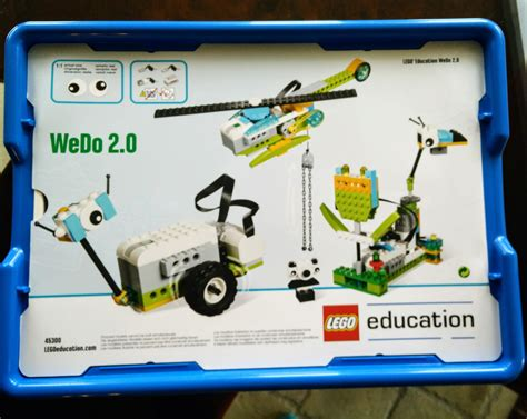 Lego Wedo 20 Stem Robotics Kit Introduction