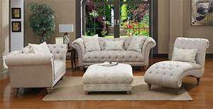 Innovative tufted living room sets ideas living room for Tufted living room furniture