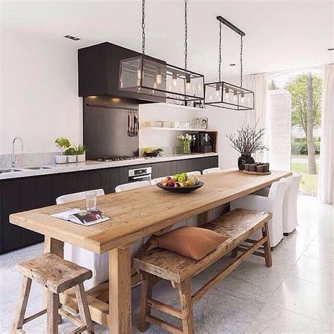 kitchen island as dining table this is your favourite kitchen on the immyandindi page in