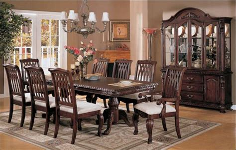 HD wallpapers used cherry dining room set for sale