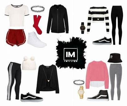 Dance Polyvore Outfits Studio Outfit Million Kpop