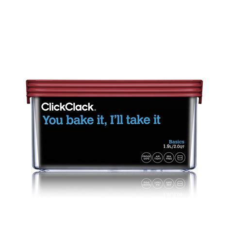 Amazon.com: Click Clack Kitchen Essentials Large Airtight