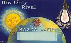 Mazda 5 Light Bulb Mazda Thomas Edison And One Far Out Zoroastrian
