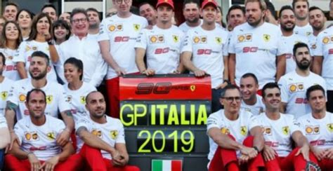 He was appointed to the role on 7 january 2019, replacing maurizio arrivabene. Binotto insists Ferrari's victories are in the past | GPblog