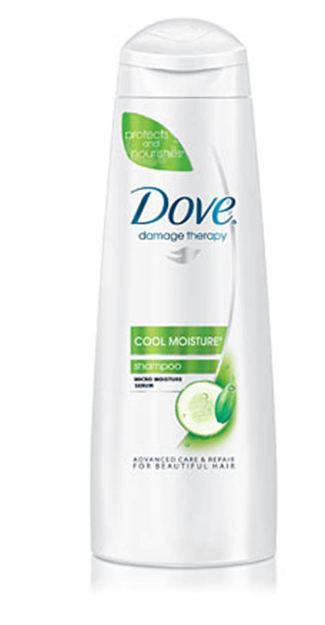 Amazon.com : Dove Damage Therapy Cool Moisture Shampoo