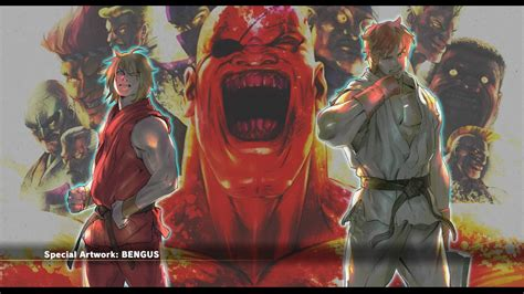 Street Fighter 5 Arcade Edition Alter Costumes With