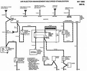 1985 380sl Fuel Injection  Intermittently The Frequency Valve For The Fuel Distributor Does Not