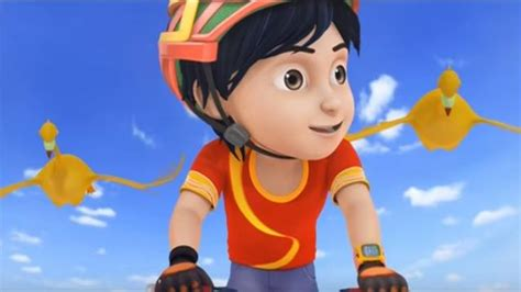 Shiva Loves To Cycle. What Do You Love To Do