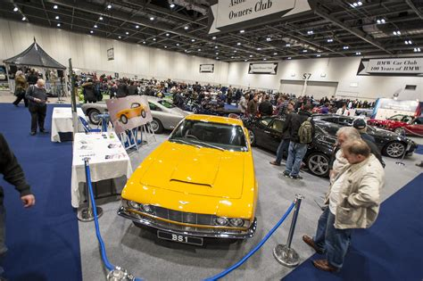 Martin Owners by Classic Car Show And The Best Yet