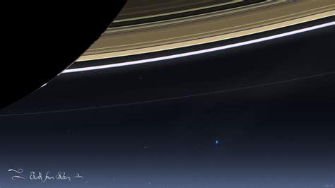 Earth From Saturn Neightron Deviantart