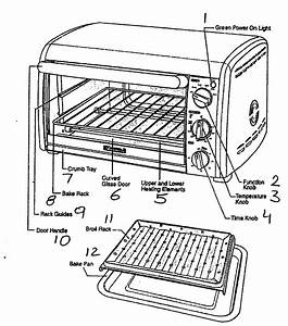 Kenmore Toaster Oven Parts