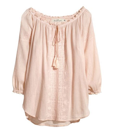 h m blouses peasant blouse h m us
