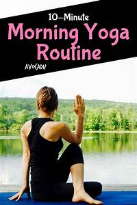 10-minute Morning Yoga Routine For Beginners