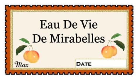 Mirabelles à L Eau De Vie by Madame Truc Mirabelles 224 L Eau De Vie