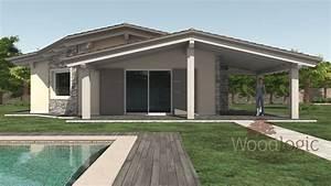 Villa Mimosa Case ecologiche classiche Woodlogic