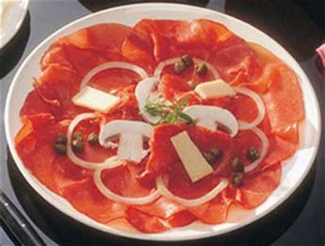what is carpaccio food info net what is carpaccio
